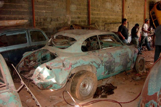 Alfa Romeo 1900C Sprint Touring Coupe Tipo 2 Project