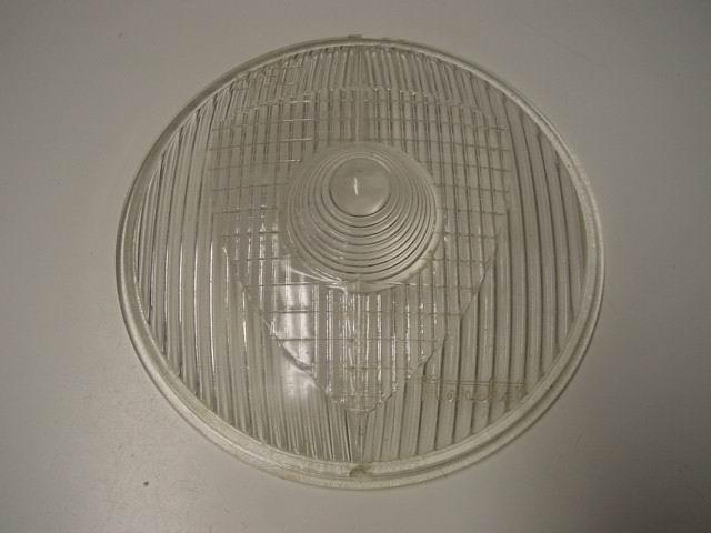 Spot fog light glass Tp 660