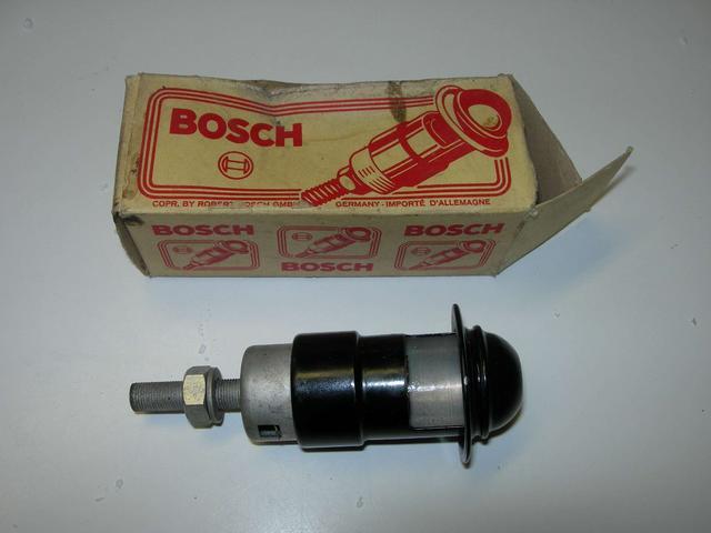 Bosch dashboard light