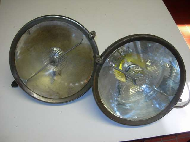 Marchal 42c headlights