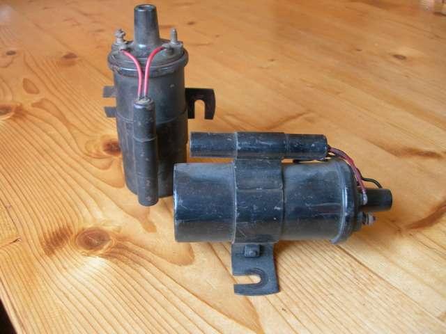 Magneti Marelli coils used original