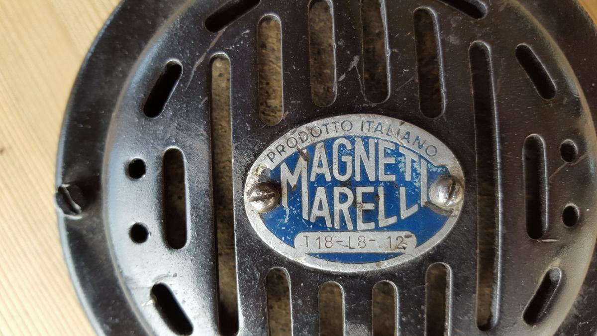 Horns Magneti Marelli