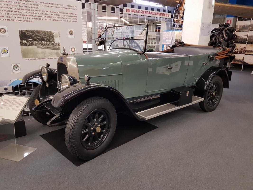 1926 Fiat 501 Torpedo