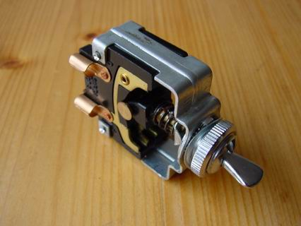 Bevertail Switches 19501960