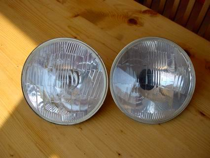 Headlights 07485700