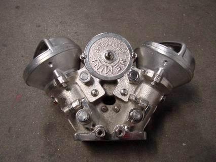 Memini carburettor DOA Alfa Romeo 6C 1750