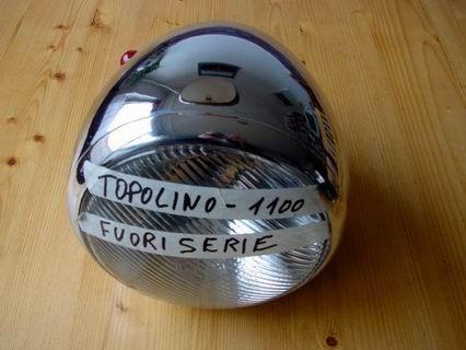Headlights Fiat 1100 Topolino