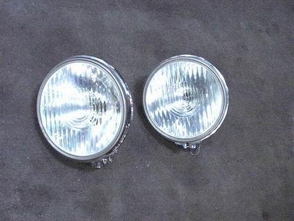 Bosch headlight set Alfa Romeo 6C 1750