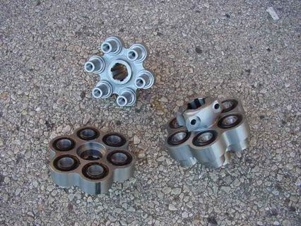 Joint drive shaft Alfa Romeo 6C 2500