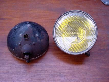 Bosch headlights 1933  1943  220 mm