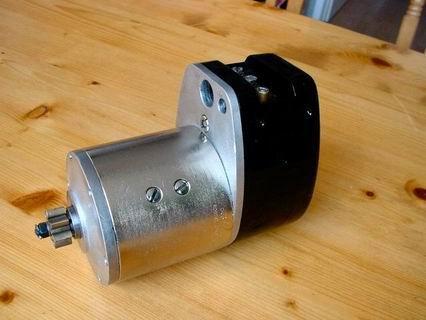 Bosch BGB 0612 L3 starter motor