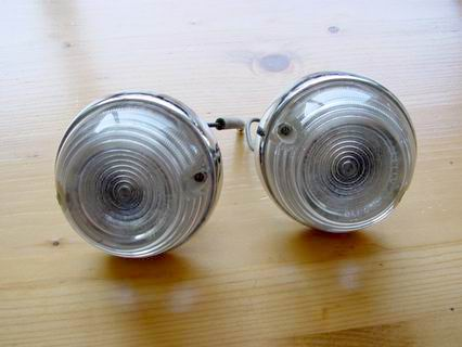 Turn signal lights Fiat 2300S