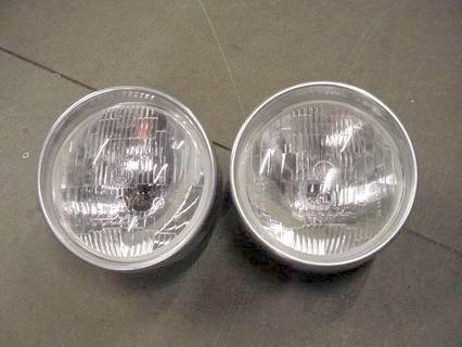 Headlights Fiat 500N