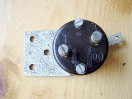 Bosch stoplight switch Alfa Romeo 6C  8C