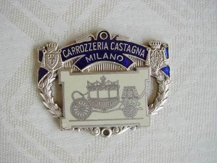 Badge Castagna