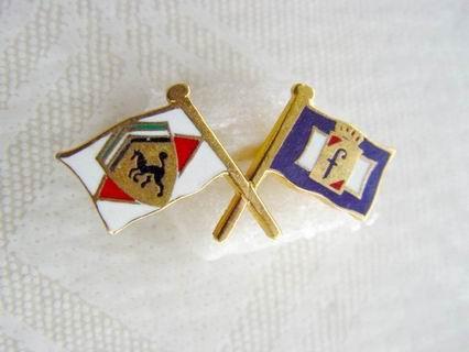 Badge Ferrari ashtray