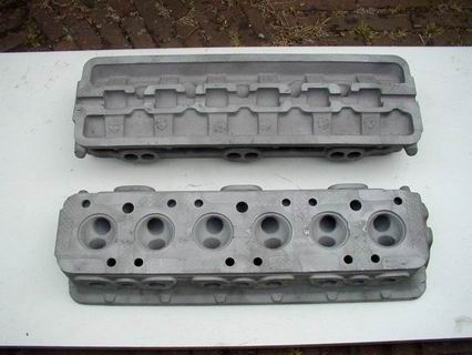 Ferrari 166  250 MM Cylinder heads