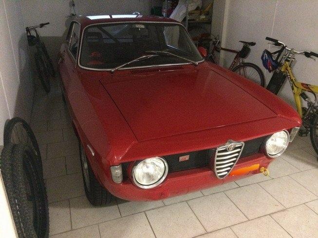 1968 Alfa Romeo GT Junior prepared by Balduzzi