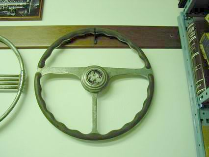 Steering wheel Alfa Romeo