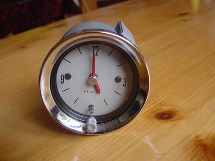 Ferrari 250 clock gauge