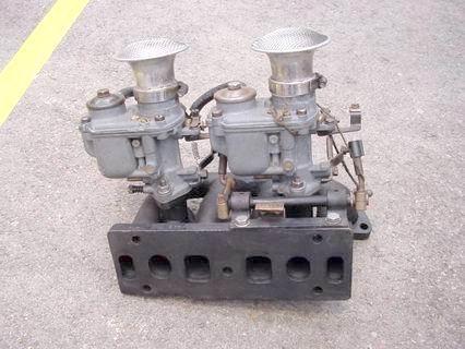 Nardi carburettor set