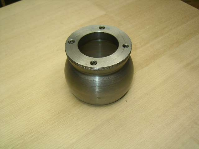 Gearbox universal joint coupling ball