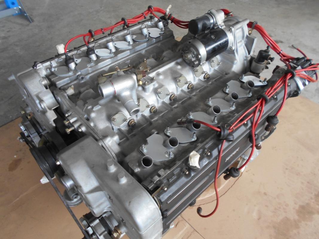 Ferrari 512 BBi engine  110 A