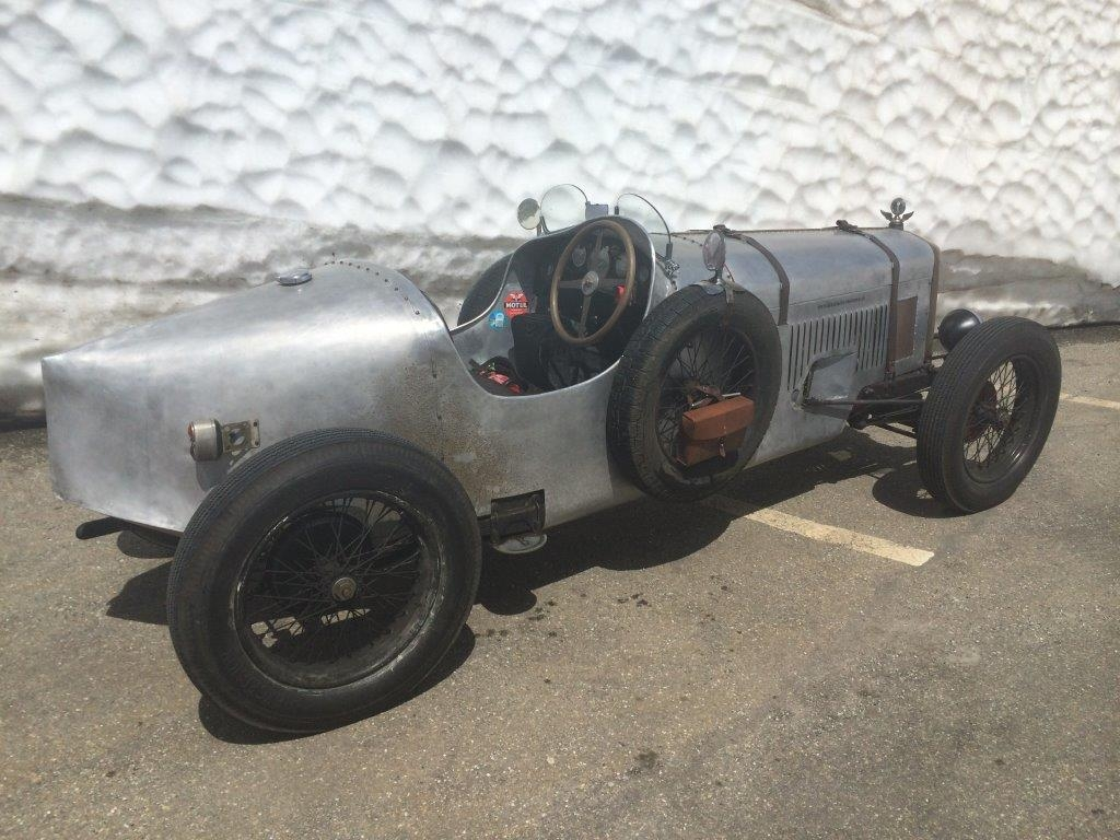 1929 Salmson S4 sportcar