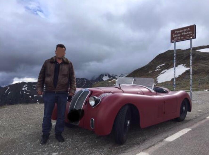1946 Alfa Romeo 6C2500 Super Sport Corsa