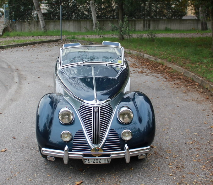 Lancia Astura Pininfarina cabriolet